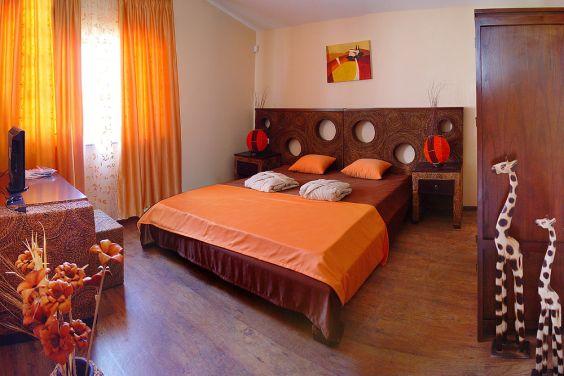 two bedroom apartment - bedroom 1