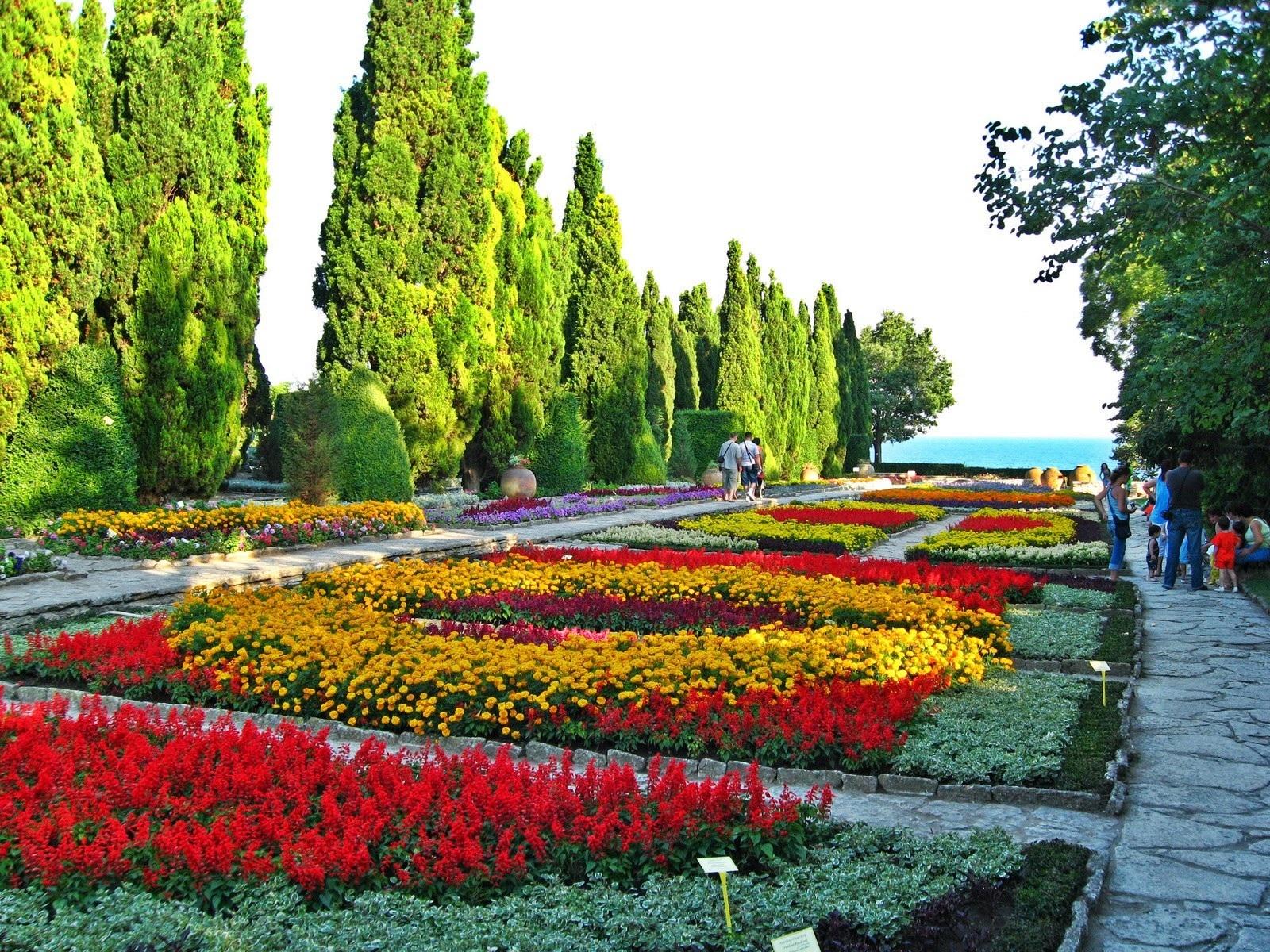 """Резултат с изображение за """"ботаническа градина балчик"""""""