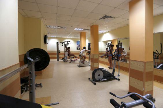 Уелнес център в хотел Топола Скайс Ризорт и Аквапарк