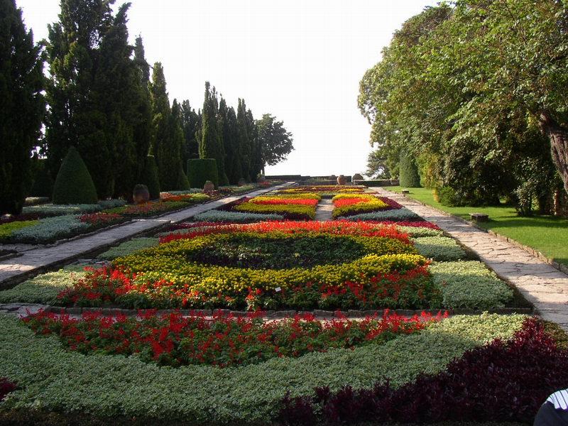Ботаническа градина, Балчик